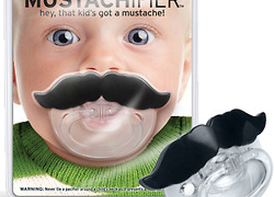 Making babies more manly.