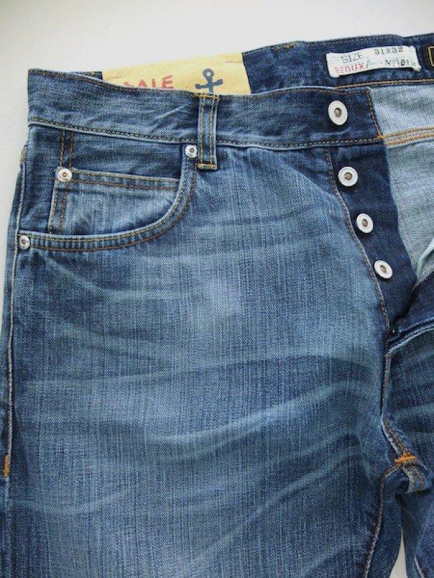 Redux Type 4-C Light Wash Jean