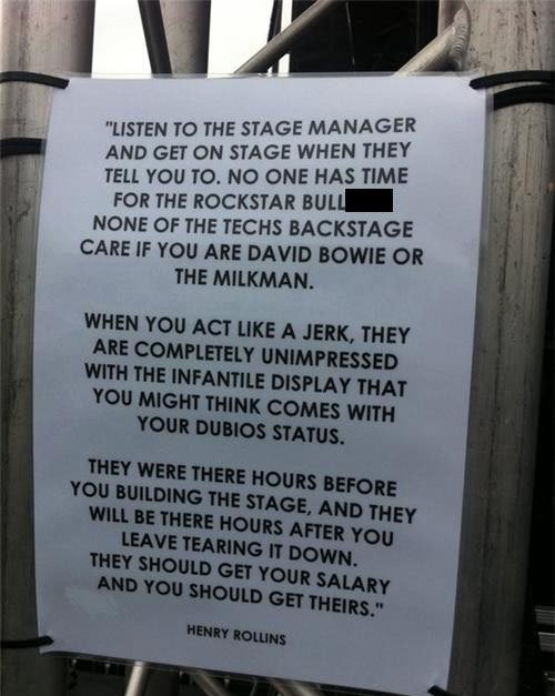 Henry Rollins Quote