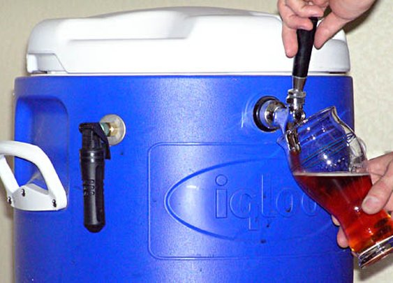 The Brewing Network.com - The-Portable-Kegerator | Beer-Gadgets