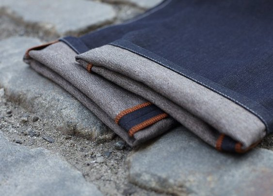 These Jeans Are Made From Recycled Beer Bottles | Food Republic