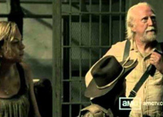 Gaze upon the zombie insanity of The Walking Dead Season 3 trailer
