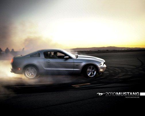 Ford Mustang 2010 Wallpaper 1280x1024