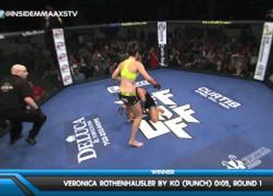 Incredible 5 Second KO - Inside MMA      - YouTube