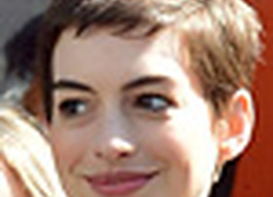 Look of The Moment | Anne Hathaway