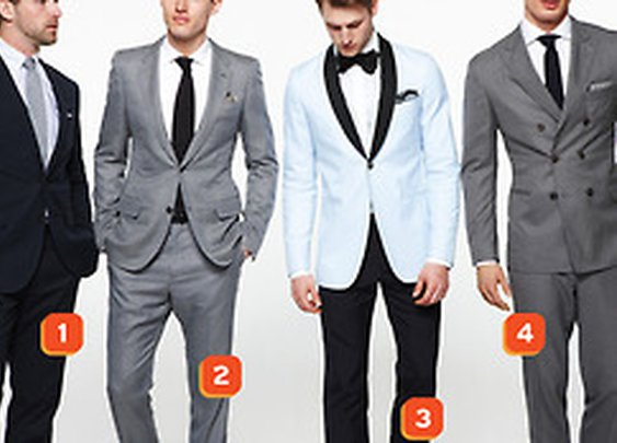 (via 4 Modern Twists on Summer Black Tie: Perfect... | To the nines
