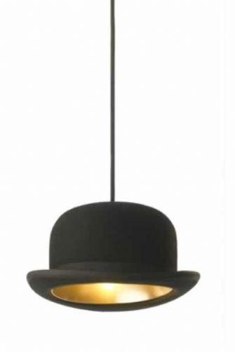 Jeeves and Wooster bowler hat light