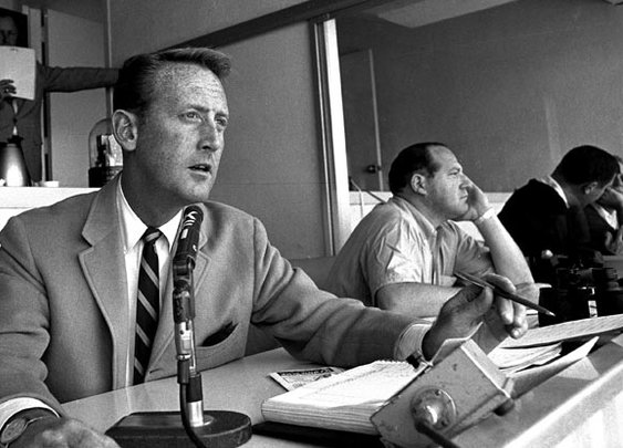 Vin Scully in 1964