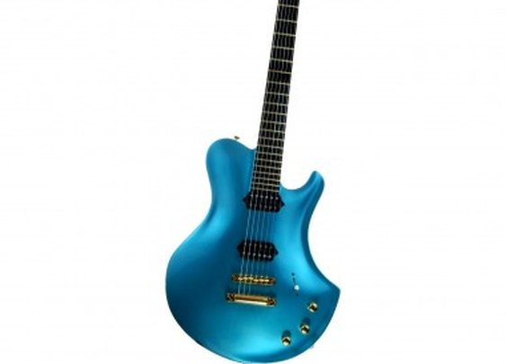 Viktorian Grace - Composite Guitar