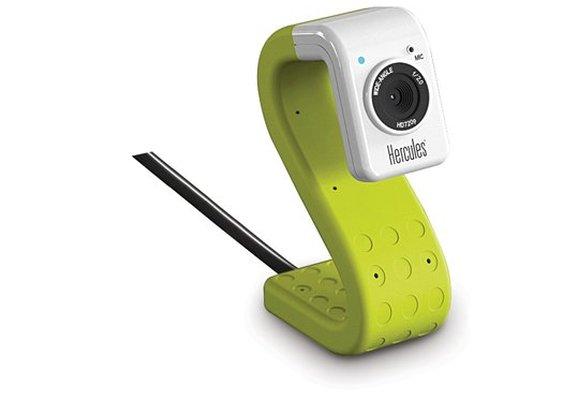 Hercules HD Twist Webcam