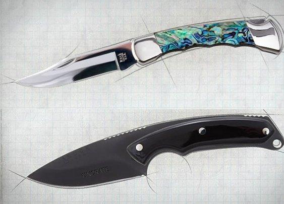 Buck Custom Knife Builder