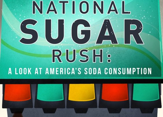 There's how much sugar in soda???