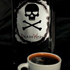 Death Wish Coffee  | Cool Material