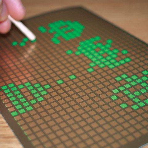 HungryRobot Shop — Pixel Scratch Card