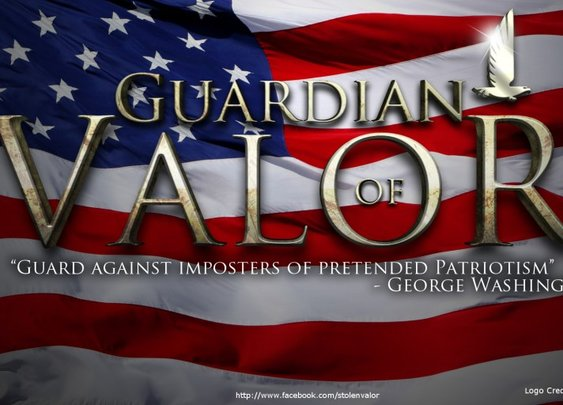 Guardian Of Valor | Guard against the impostures of pretended patriotism. – George Washington