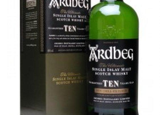 Ardbeg Ten Years Old