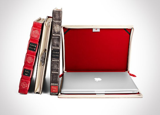 Twelve South BookBook Laptop Case | Headlines & Heroes