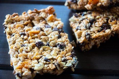 Quinoa Energy Bars