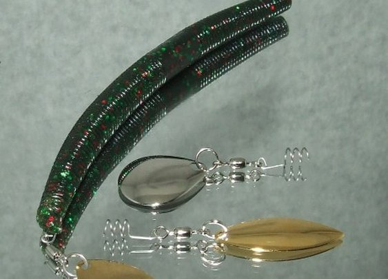 Talon Lures | Worm Bling