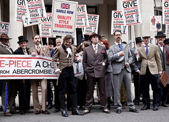 The Siege of Savile Row