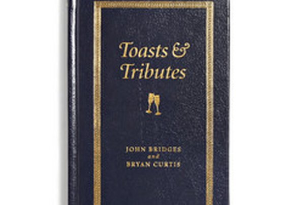 Brooks BrothersToasts & Tributes by John Bridges and Bryan Curtis Hardcover Book|MR PORTER