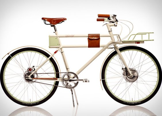 Faraday Porteur Bike | Uncrate