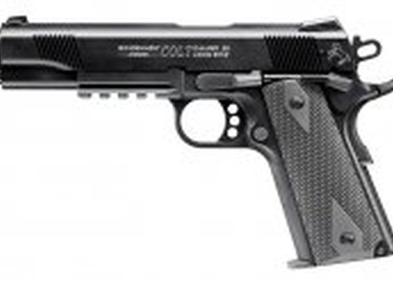 Colt Government 1911 Rail Gun | .22 Rimfire L.R. Pistol