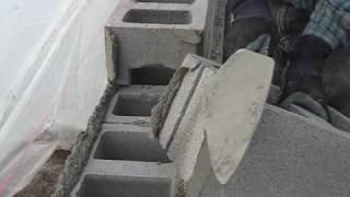 Brick Laying and Masonry