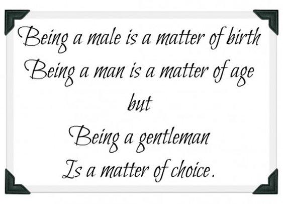 Piccsy :: Gentleman