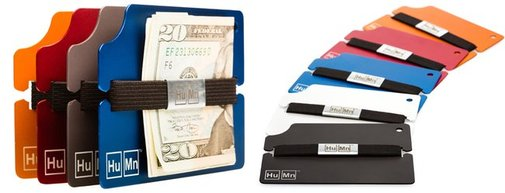 HuMn - RFID Secure Wallets for the Modern World - Gentlemint