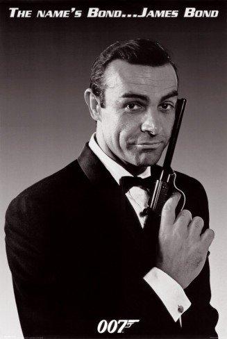 Bond. James Bond