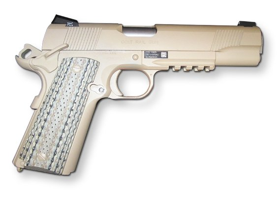 USMC orders 4036 M45 CQBP pistols from Colt | Military Times GearScout