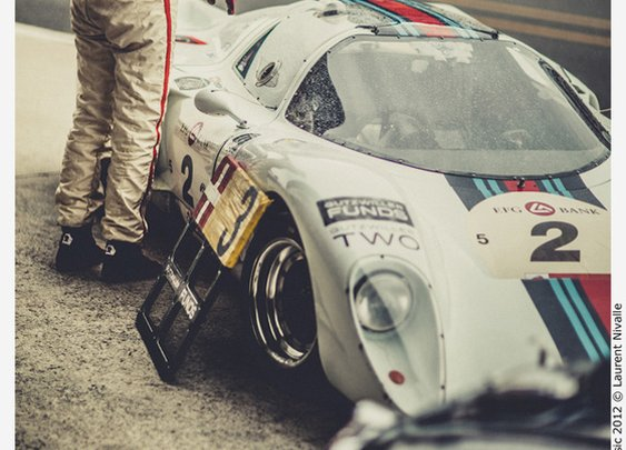 Photos From The LeMans Classic 2012