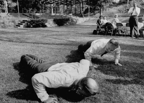 Perfect Push Ups Workout Guide: 35+ Exercises | The Art of Manliness