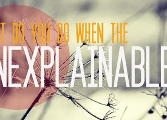 What Do You Do When the Unexplainable Happens? - #Aurora Colorado | JonathanPearson.net