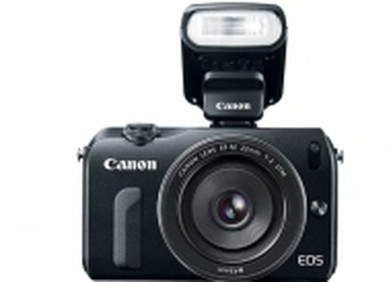 Canon Gives DSLRs a True Challenger With Mirrorless EOS M Camera