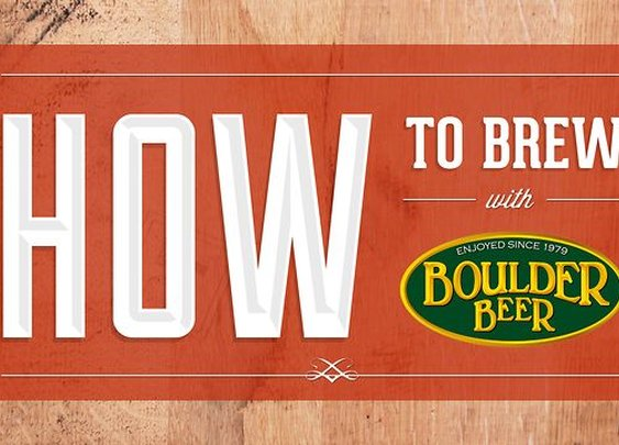 How To Brew with Boulder Beer on Vimeo
