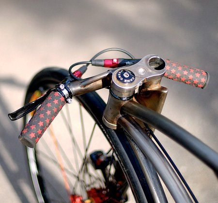 Glider inspired gravity bike   I New Idea Homepage