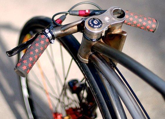 Glider inspired gravity bike | I New Idea Homepage