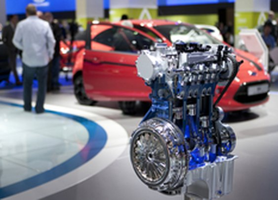 Ford's Little Engine That Could Challenge Hybrids : NPR