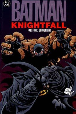 Comic Books that Inspired the Dark Knight Trilogy