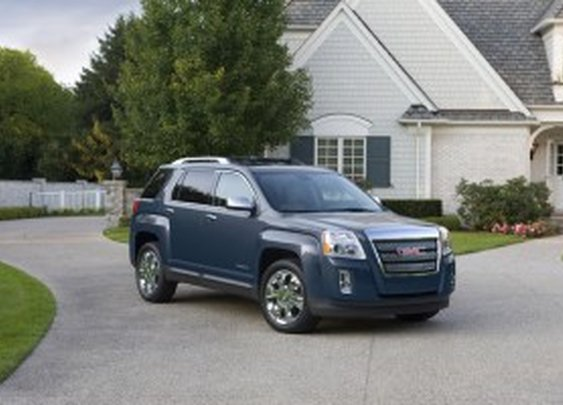 2012 GMC Terrain: First Look | Nick Palermo