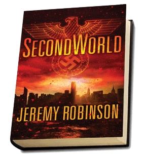 SECONDWORLD - a novel by bestselling author Jeremy Robinson