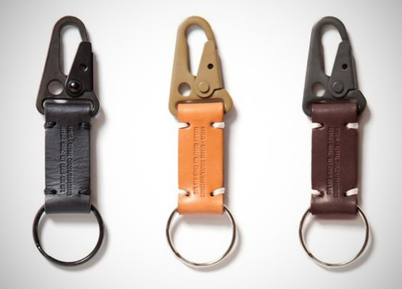Transit Issue Key Chain | Contemporary Masculine
