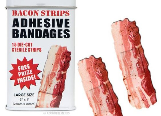 Bacon Bandages | Shut Up And Take My Money