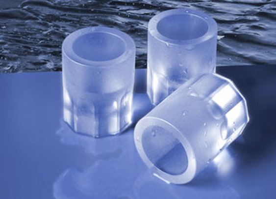 Cool Shooters Ice Shot Glasses