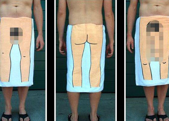The Tallywhacker Towel | Shut Up And Take My Money