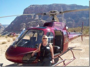 Visit the Grand Canyon with the Helicopter