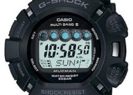 Casio G-Shock Mudman Solar (GW-9000A)