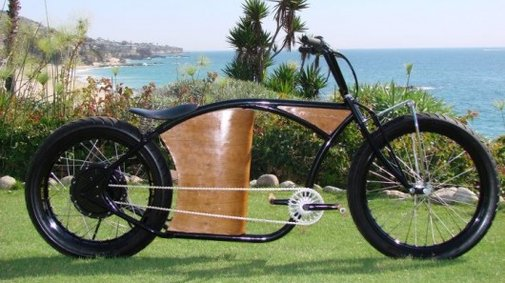Marrs M-1 wants to be the Harley of electric bikes